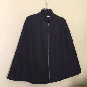 BB Dakota poncho/ cape jacket size S